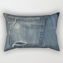 Money Rectangular Pillow