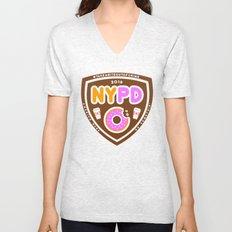 NYPDD Unisex V-Neck