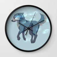 weed Wall Clocks featuring Weed by DyaniArt