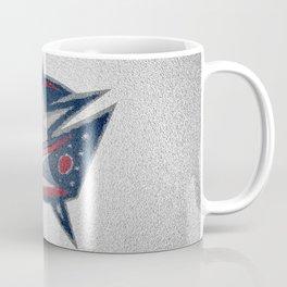 Columbus BlueJackets Logo Coffee Mug