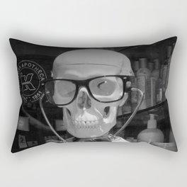Mad Doc Rectangular Pillow