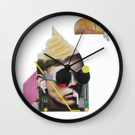 Talk Wall Clock