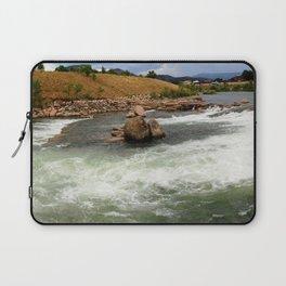 Kayak Practice Rapids in Durango Laptop Sleeve