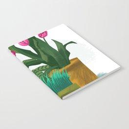 Plant Pots Notebook