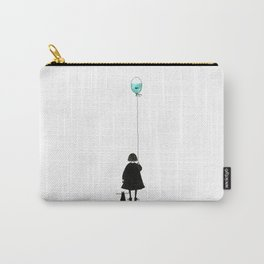 Fish balloon Carry-All Pouch