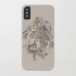 Choose Your Own Adventure iPhone Case