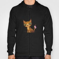 The Great Gold Meow Hoody