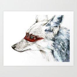 Coyote I Art Print