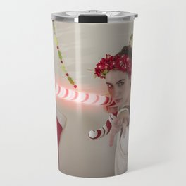 Scavenger Christmas Cosplay 5 Travel Mug