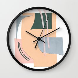 Cold spring Wall Clock