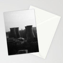Bucharest Skyline Stationery Cards