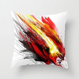 Speed & Velocity Throw Pillow