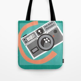 C is for Camera Tote Bag