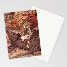 Through The Fire Stationery Cards
