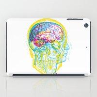 anatomy iPad Cases featuring Anatomy Skull by Gary Grayson