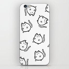 Tiny Cat iPhone Skin