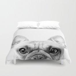 Bruno The French Bulldog Duvet Cover