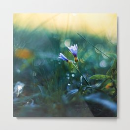 Submerge to a Voyage Metal Print