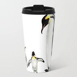 Three Penguins Travel Mug