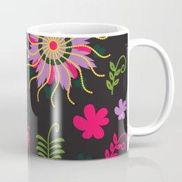 Birds in black background Coffee Mug
