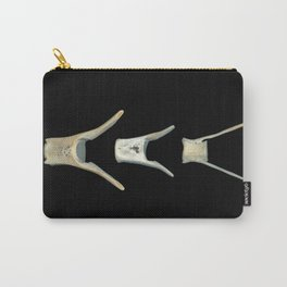 Vertebrae Fish Carry-All Pouch
