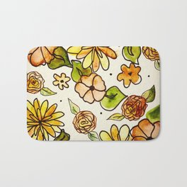 Rusted Roots Bath Mat