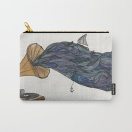 The Sailor's Song Carry-All Pouch