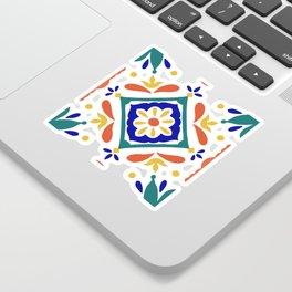 Moroccan Tiles Sticker