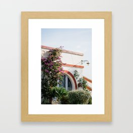 Apulian Dreams - 5 Framed Art Print