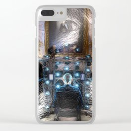 If Van Gogh Painted Obama Clear iPhone Case