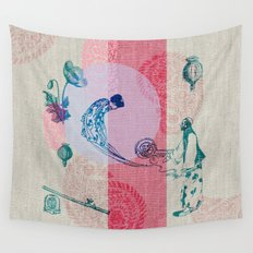 Opium Dreaming Wall Tapestry
