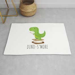 Dino-S'more Rug