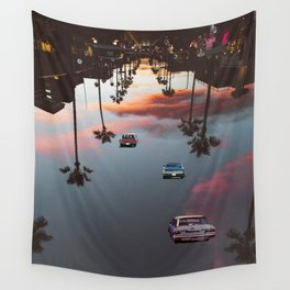 Rodeo Drive Wall Tapestry