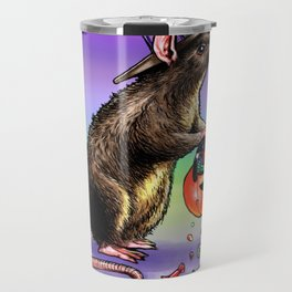 Trick or Treating Mouse Travel Mug