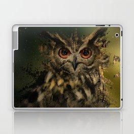 Bird Of the Night Laptop & iPad Skin