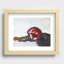 Cherry Recessed Framed Print