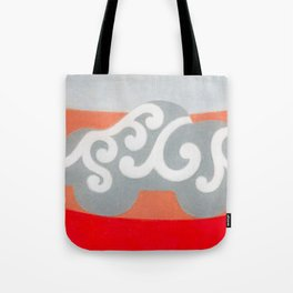 Riding like the King Tote Bag