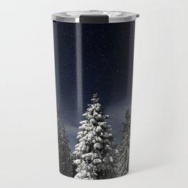 WINTER IS HERE Travel Mug