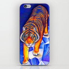 Chinese Zodiac Year of the Tiger iPhone Skin
