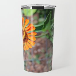 Flower No 5 Travel Mug