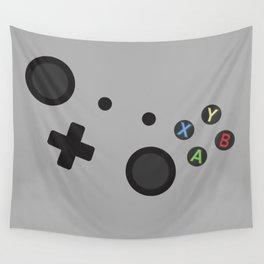 Controller Wall Tapestry