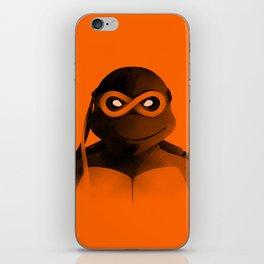 Michelangelo Forever iPhone Skin