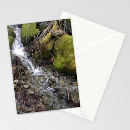 The Fae's waterfall Stationery Cards