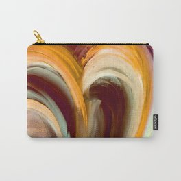 Tuscany Love Wave Carry-All Pouch