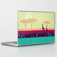safari Laptop & iPad Skins featuring Safari by Kakel