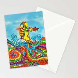 The Yellow Submarine Stationery Cards