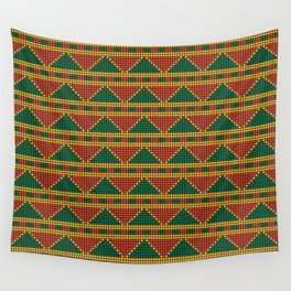 Africa-inspired pattern Wall Tapestry