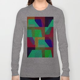 Colorful Truth. Green. Long Sleeve T-shirt