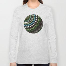 Aboriginal Pattern No. 6 Long Sleeve T-shirt
