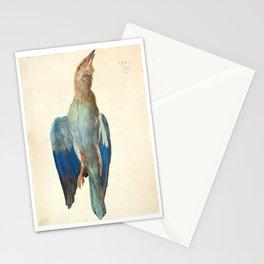 Albrecht Durer, Dead Blue Roller, Stationery Cards